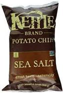 Kettle Chips Sea Salt