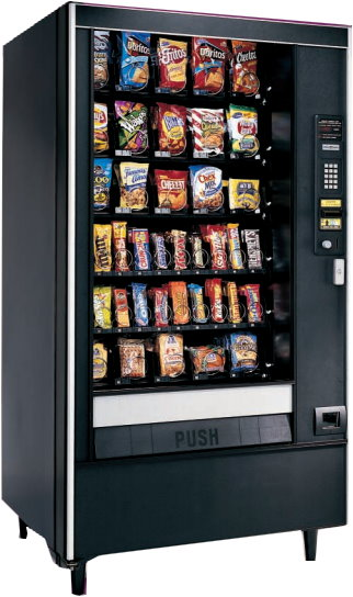 AP Studio 3 Snack Vending